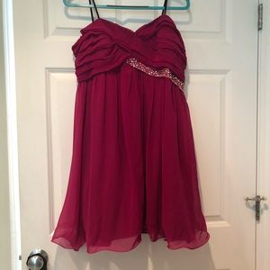 Plus Size Homecoming Dress!